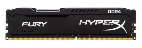 Kingston HyperX Fury 8GB (1 x 8G) DDR4 2400 Desktop Memory DIMM (288-Pin) RAM HX424C15FB2/8