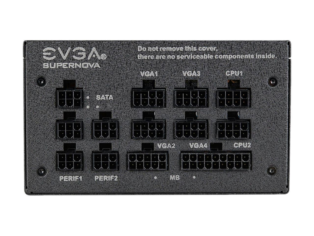 EVGA 120-GP-0750-X1 SuperNOVA 750 G1+ Power Supply