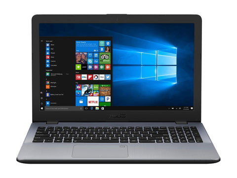 ASUS VivoBook F542UA-DH71 15.6 FHD Intel i7-7500U, 8GB RAM, 256GB SSD, Windows 10 Home-64 bit Laptop