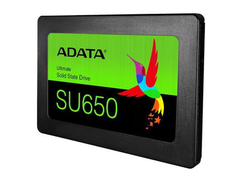 "Image of ADATA Ultimate SU650 2.5"" 960GB SATA III 3D NAND Internal Solid State Drive (SSD)"