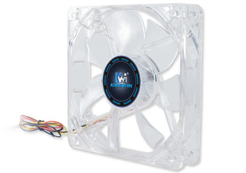 Kingwin CFBL-08LB 80mm Blue LED High Performance Case Fan