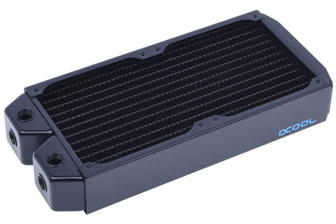 Image of Alphacool NexXxoS XT45 Full Copper 240mm Radiator