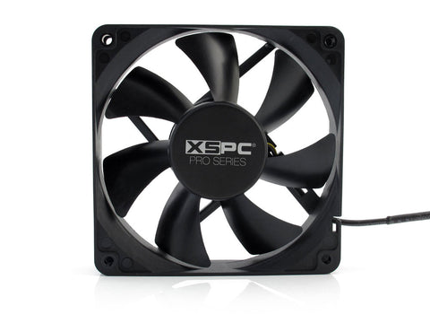 Image of XSPC Pro Series 120mm Fan - PWM 500-2000RPM (3 Pack)