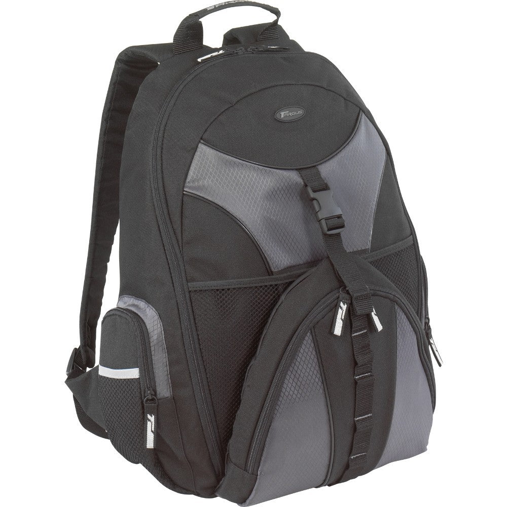 "Targus TSB007US Sport Backpack for Laptops up to 15.4"" (Black/Grey)"