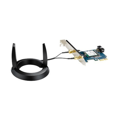 ASUS PCE-AC55BT B1 Wireless-AC1200 Bluetooth 4.2 PCIe/mPCIe adapter