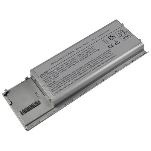 Replacement Laptop Battery for Dell Latitude D630 D620 D640 PC764