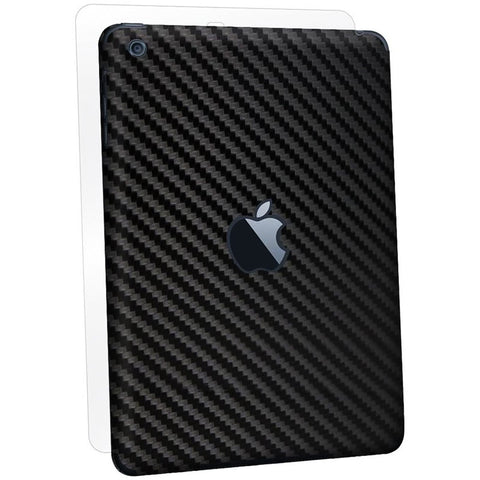 BodyGuardz BZ-ACBIM-0912 Armor Carbon Fiber iPad Mini Skin (Black)