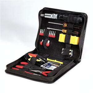 Fellowes 49097 30-Piece Tool Kit with Vinyl Case