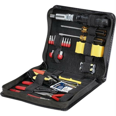 Image of Fellowes 49097 30-Piece Tool Kit with Vinyl Case