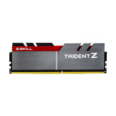 Image of G.SKILL TridentZ Series 16GB (2 x 8GB) 288-Pin DDR4 SDRAM DDR4 3000 (PC4 24000) Memory Kit F4-3000C15D-16GTZ