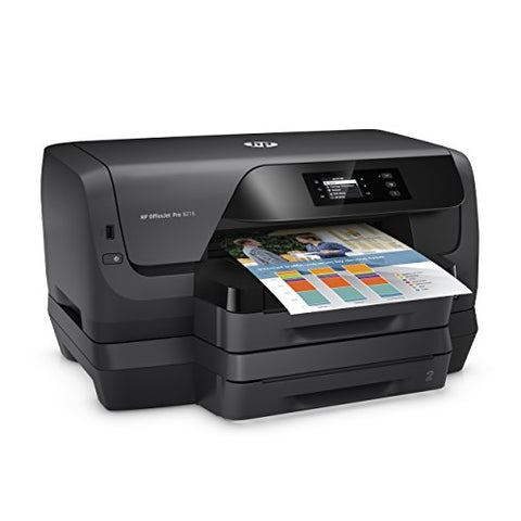 HP OfficeJet Pro 8216 (T0G70A#B1H) Duplex 2400 dpi x 1200 dpi wireless/USB color Inkjet Printer
