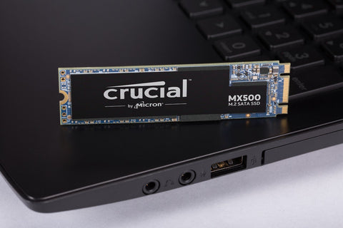 Crucial MX500 M.2 2280 500GB SATA III 3D NAND Internal Solid State Drive (SSD) CT500MX500SSD4