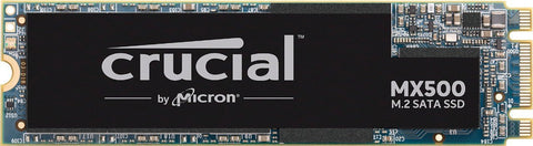 Image of Crucial MX500 M.2 2280 500GB SATA III 3D NAND Internal Solid State Drive (SSD) CT500MX500SSD4