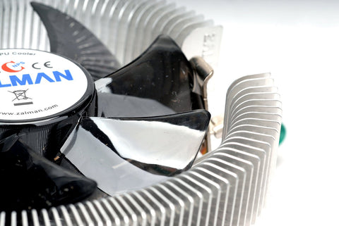 Image of Zalman CNPS7000V-Al(PWM) Aluminum CPU Cooler with 92mm Fan - OEM
