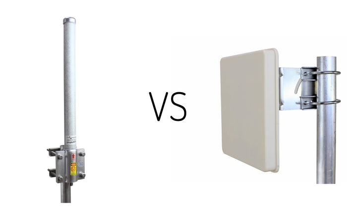 Omni-Directional vs. Directional Antenna