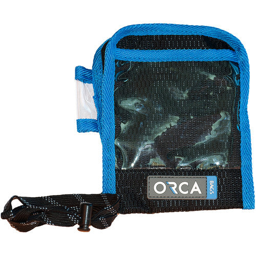 ORCA Exhibition Name Tag Holder - Stickman Sound