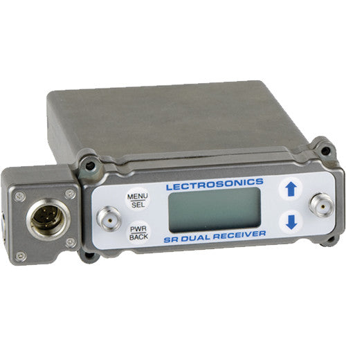 Lectrosonics SRB5P Camera Slot UHF Receiver - Stickman Sound