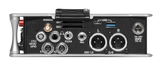 Sound Devices 833 Mixer | Recorder  6 mic/line preamplifiers, 8 channels, 12 record tracks