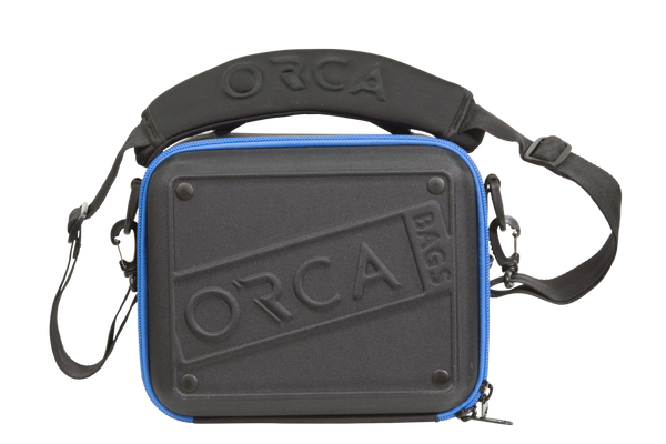 OR-68 ORCA Medium Hard Shell Accessories Bag - Stickman Sound