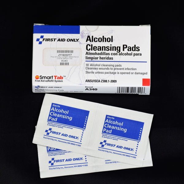 Alcohol Cleansing Pads - Stickman Sound