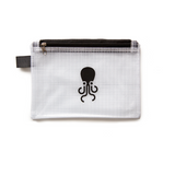 Tentacle Pouch in Black A04 - Stickman Sound
