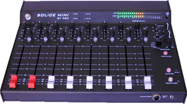 PSC Solice Mini Audio Mixer - Stickman Sound