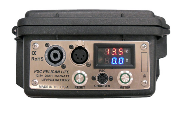 PSC Pelican LiFE Battery - Stickman Sound