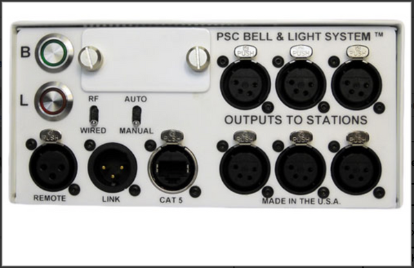 PSC Bell and Light System - Stickman Sound