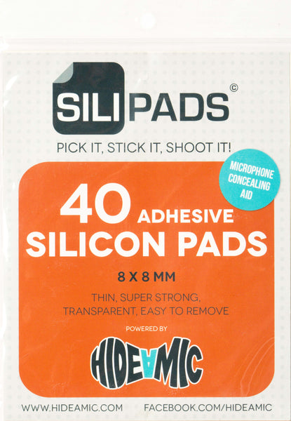 Hide-A-Mic SILI_PADS - Stickman Sound