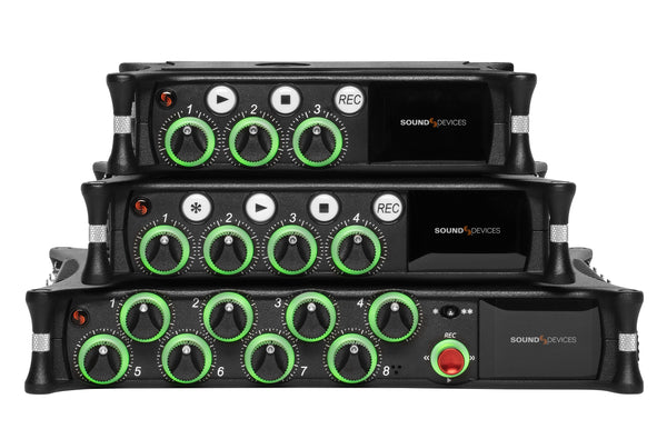 Sound Devices MixPre-II Field Mixer/ Recorder w/ Timecode