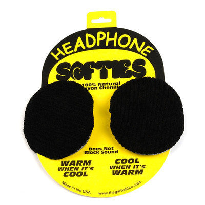 Headphone Softies - Stickman Sound