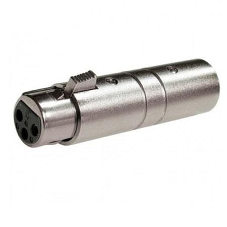 Lectrosonics 21750 XLR Polarity Reverse Barrel Adapter for HM and UH400 Transmitters - Stickman Sound