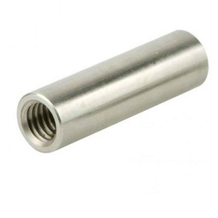 "Lectrosonics 1.75"" Thread Adapter with 3/8""-16 and 1/4""-20 Thread, 1/2"" Diameter - Stickman Sound"