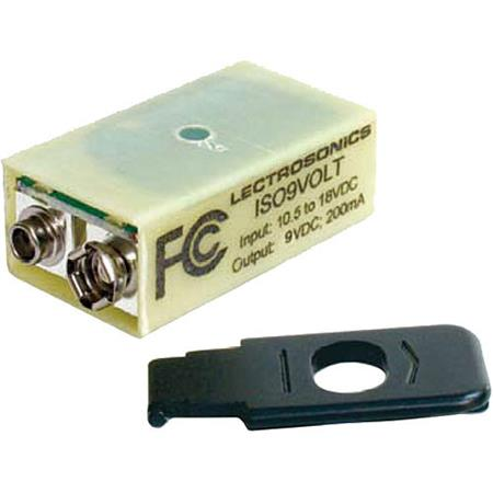 Lectrosonics Battery Eliminator With M-style Door for M and UM Style Transmitters - Stickman Sound