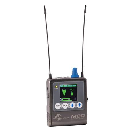 Lectrosonics M2R Digital IEM Receiver - Stickman Sound