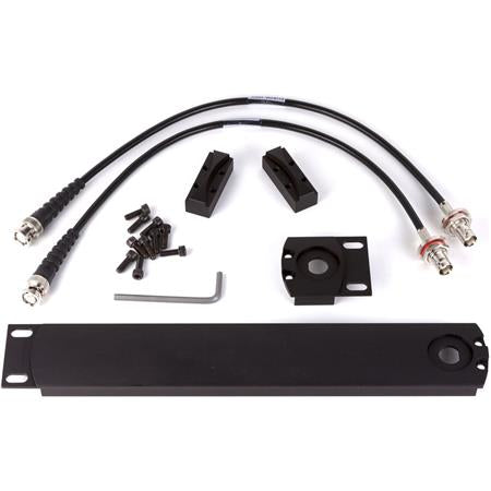 Lectrosonics RMPR400B Single Rack Mount Kit for R400A Receiver - Stickman Sound
