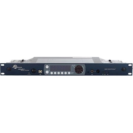 Lectrosonics Wideband Venue 2 Six Channel Modular Receiver System BANDS A1,B1,C1 - Stickman Sound