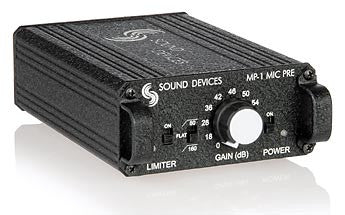 Sound Devices MP-1 - Stickman Sound