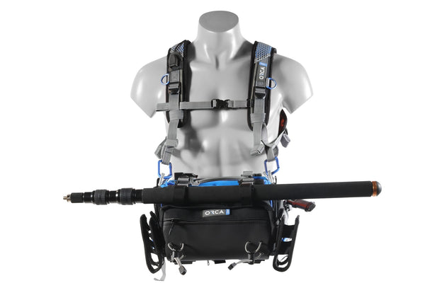 OR-444 - Orca 3S Harness [Spinal Support System] - Preorder