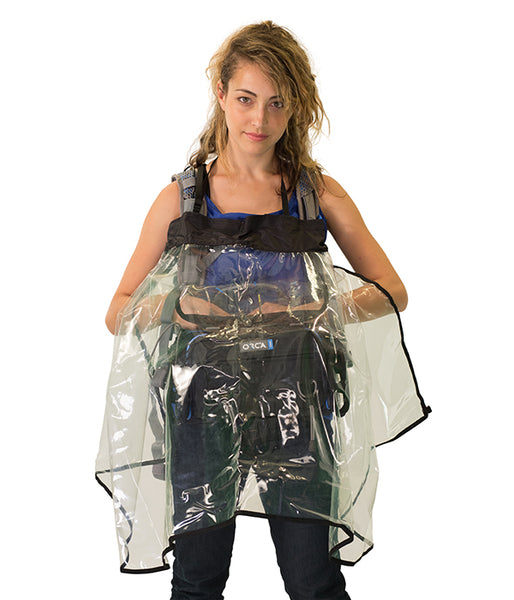 OR-35 ORCA Audio Bag Rain Cover - Stickman Sound