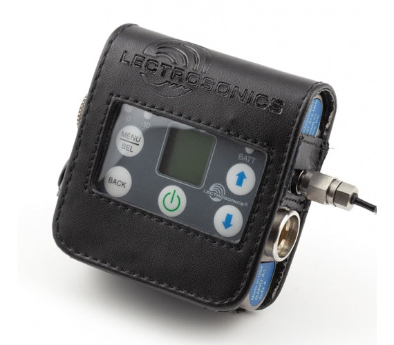Lectrosonics PSMDWB Leather Pouch for SMDWB