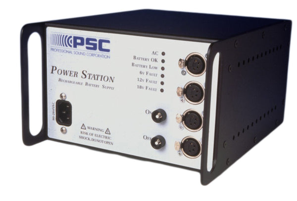 PSC Power Station - Stickman Sound