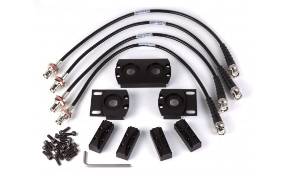 Lectrosonics RMPR400B Double Rack Mount Kit for R400A Receiver - Stickman Sound