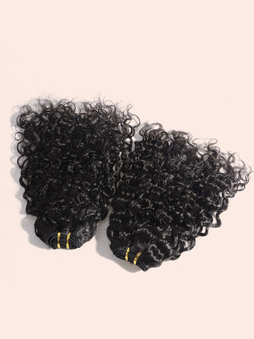 Sample Kit:Burmese Curly Hair