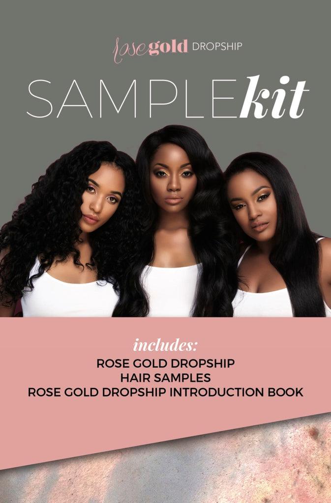 Hair Sample Book Extension Store