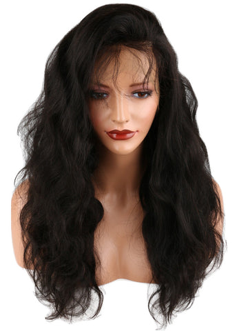 Lace Front Wig 150% Density Brazilian Body Wave