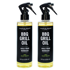 BBQ Grill Cleaning Oil (2 Pack)