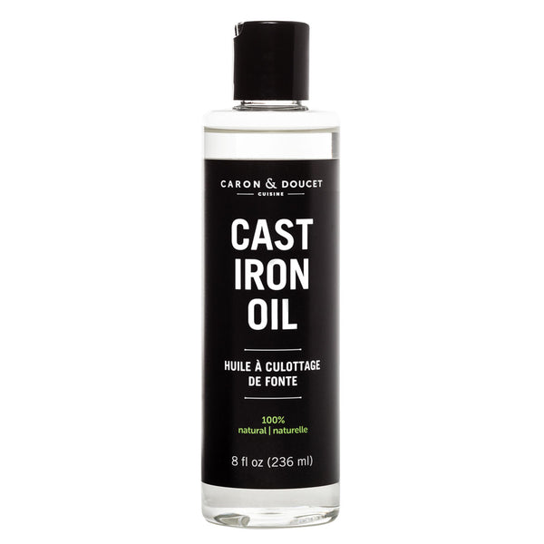 Cast Iron Seasoning Oil