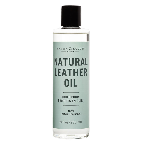 Leather Conditioning & Cleaning Oil