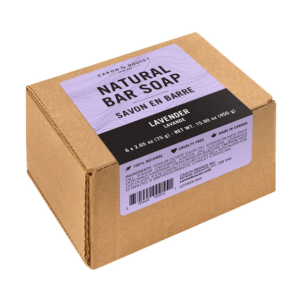 Lavender Castile Bar Soap (6)